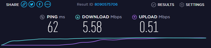 speed test 3